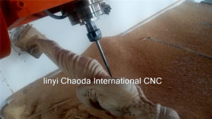 CNC Wood Router, 5 Axis CNC Wood Carving Machine for Sofa Legs Table Legs pictures & photos