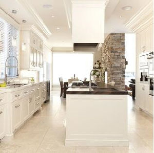 American Contemporary Solid Wood Kitchen pictures & photos