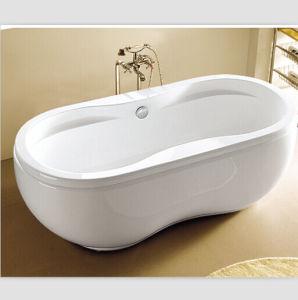 Canac Unique Bathtubs Double Oval Bathtub Peanut Bath pictures & photos