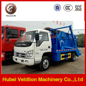 Hot Sale Forland Swing Arm Garbage Carrier/Truck pictures & photos