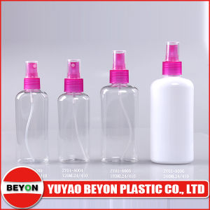 4oz Transparent Plastic Oval Spray Bottle (ZY01-A004) pictures & photos