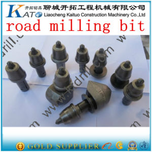 Road Cutter Bit/Picks Holder Welding on Road Milling Drum Ht11 pictures & photos