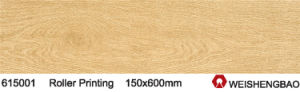 Glazed Wooden Porcelain Floor Tile with ISO9001 pictures & photos