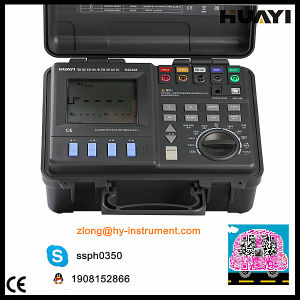 Ms2308 Soil Resistivity Meter Electrical Ground Tester