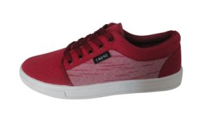 New Casual Canvas Shoes for Man pictures & photos