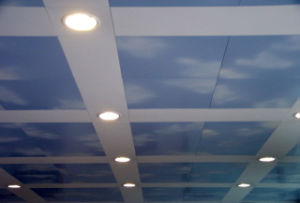 Metal Ceiling Combined Ceiling Aluminum 800*800 Plane Ceiling pictures & photos