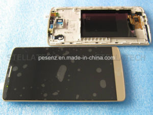 Hot Selling Mobile Phone LCD for LG G3 D855 LCD Complete pictures & photos