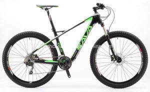 27.5′′ Disc Brake Carbon Fiber Mountain Bike