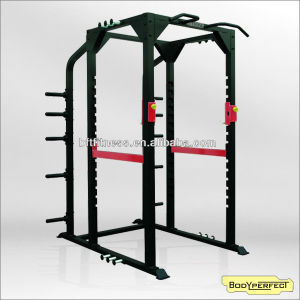 Body Building Squat Rack Exercise Machine Squat Cage Power Rack pictures & photos