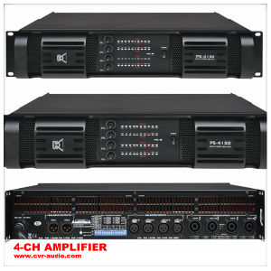 China DJ Equipment Line Array Power Amplifier pictures & photos