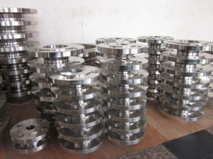 Carbon Steel Flange A105 304 316 High Pressure Stainless Steel Flange Alloy Steel Pipe Fitting Forged Flange