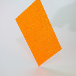 Makrolon Embossed Solid Polycarbonate Sheets Best Quality pictures & photos