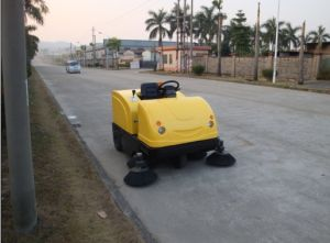 Clean Electric Sweeper pictures & photos
