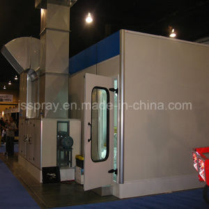 High Quality Automobiles Maintance Paint Drying Chamber
