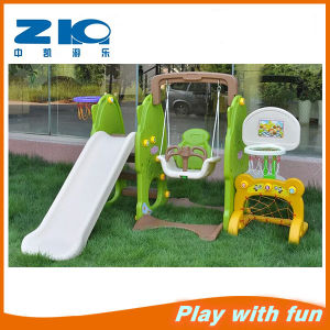 High Quality Indoor Palyground Slide for Children pictures & photos
