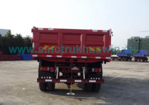 Cdw 4X2 170HP Dump Truck Loading Capacity 10 Ton pictures & photos