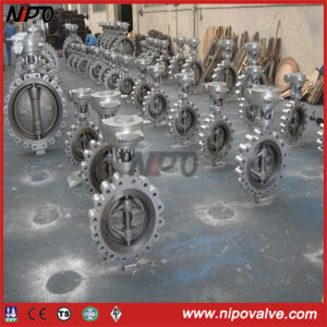 Lug Type Triple Eccentric Butterfly Valve pictures & photos