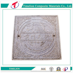 Square Composite Manhole Cover and Frame pictures & photos