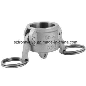 Investment Casting Stainless Steel Cam Lock-Type C Coupler Hose Shank pictures & photos