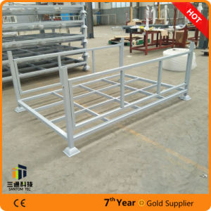 Customize Steel Post Pallet, Stacking Rack for Warehosue Storage pictures & photos