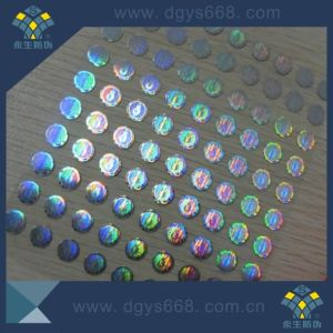 Thicker Hologram Sticker for Bracelet pictures & photos