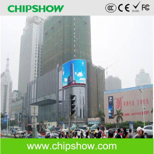 Chipshow P16 Outdoor LED Display Screen for Advertising pictures & photos