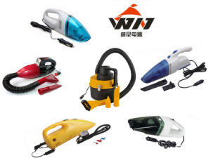 12V Mini Portable Car Vehicle Auto Wet Dry Handheld Vacuum Cleaner (WIN-601) pictures & photos