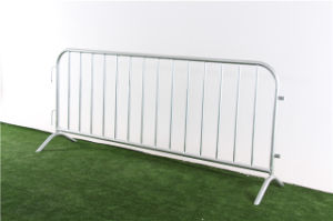 Crowd Control Barrier Barricade Traffic Safety Barrier Metal Barrier pictures & photos