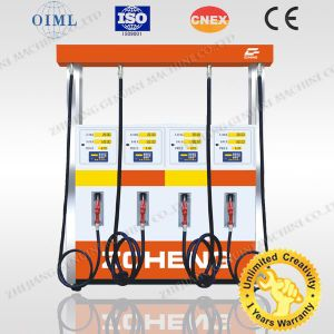 Zcheng Filling Station Fuel Dispenser Pump pictures & photos