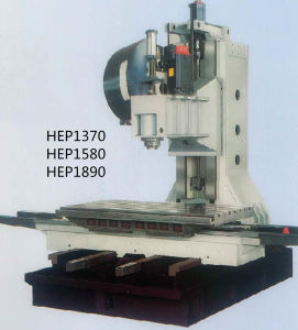 Germany Technology High Precision CNC Vertical Milling Machine (HEP1060M) pictures & photos