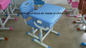 Hot Sale School Furniture Student Desk for Children pictures & photos