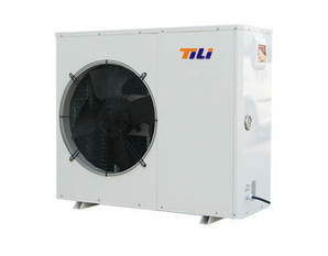 Water Source Heat Pump with Water Pump Inside pictures & photos