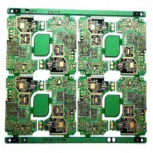 6L 1.6mm Hal Lead Free Circuit PCB pictures & photos