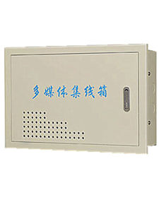 China Fiber Optic Equipment Multimedia Collection Box Factory Directly Supplied pictures & photos