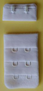 "Bra Brush Back Hook and Eye Tape Accessories-1/2"" 3X2 pictures & photos"