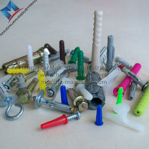 Nylon Frame Fixing PE Anchors pictures & photos