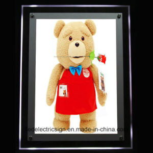 Crystal Decorative Picture Frame Light Box pictures & photos