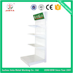 Heavy Duty Supermarket Shelf Combined with Storage Rack (JT-A08) pictures & photos