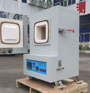 Mini Box Furnace High Temperature Electric Muffle Furnace pictures & photos