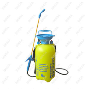 6L Hand Operated Air Pressure Plastic Sprayer pictures & photos