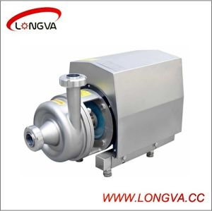 Hotsale Food Grade Stainless Steel Centrifugal Pump pictures & photos