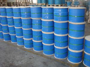 6X37*FC/Iws/Iwrc Plastic Material Coated Galvanized Nylon/PP/PE/PVC Coated Rope pictures & photos