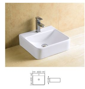 Ceramic Counter Top Washing Basin 8315 pictures & photos