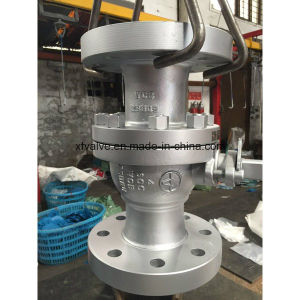 150lb Carbon Steel Wcb Floating Type Flange Ball Valve pictures & photos