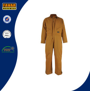 Mens Insulated Winter Coverall Workwear