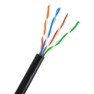 UL, CE, RoHS Rated Outdoor Cat5e Cable pictures & photos