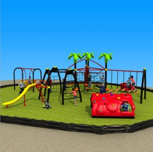 Amusement Equipment Park Playground
