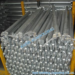 High Building Construction Steel Ledger Galvanized Ringlock System pictures & photos