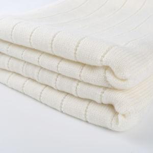 Super Merino Wool Blanket Art/Wb-K080617 pictures & photos