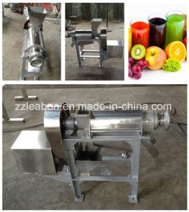 Tasty and Nutritious Fruit and Vegetable Juice Extruder Machine pictures & photos